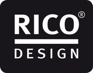 2 x 3m Rico Design Logo.indd